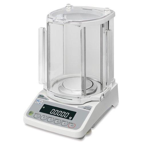 A&D Analytische Balans HR-251-AZ-NVH maximum capaciteit 252 / 62 gram