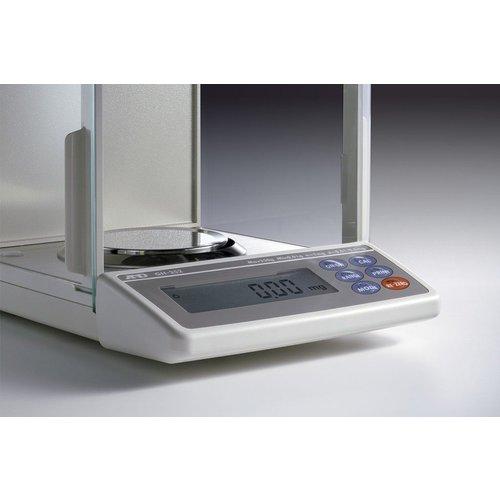 A&D Analytische Balans GH-202-EC maximum capaciteit 220 / 51 gram