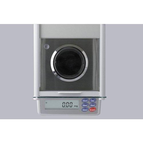 A&D Analytische Balans GH-200-EC maximum capaciteit 220 gram