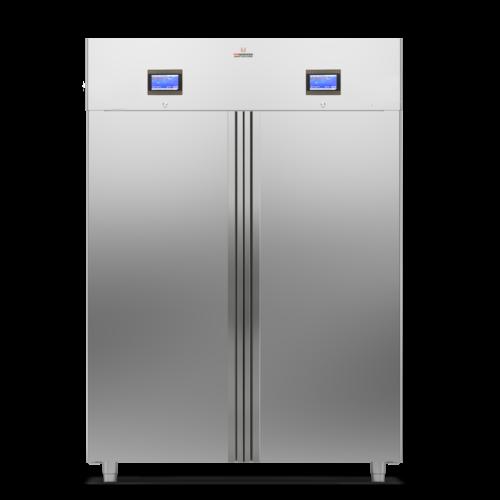 Flohr serie MKKL | klimaatkast met koeling, temperatuurbereik van 2 tot 45°C en RV tot 15 tot 96% (optioneel ontvochtiger)