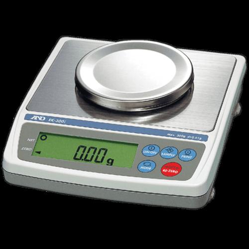 Precisie balansen indeling 0,01 g