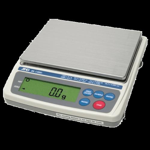 Precisie balansen indeling vanaf 1 g