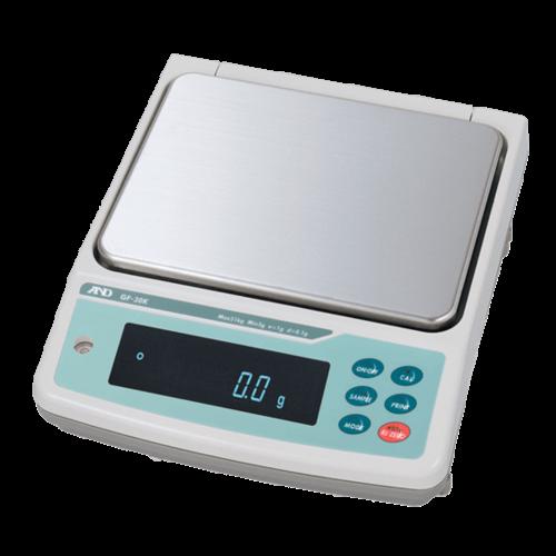 Industriële balansen indeling 0,01 g