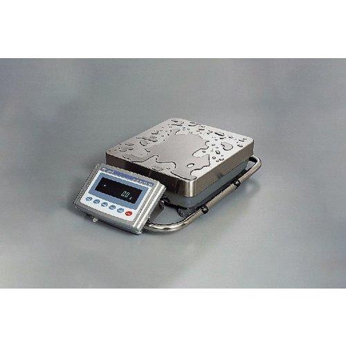 A&D Industriële balans GP-100K-NVH maximum capaciteit 101 kg