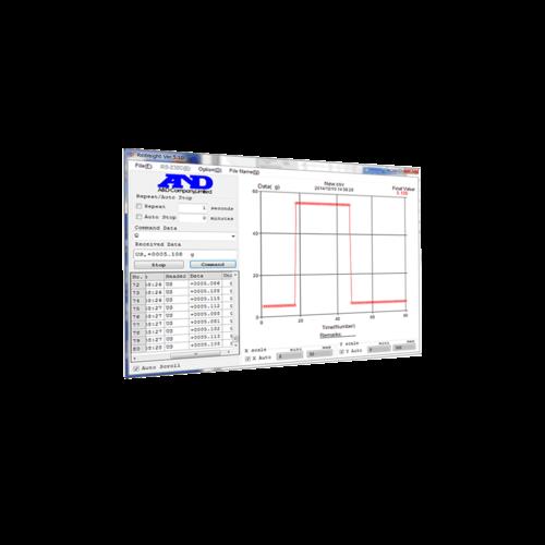 A&D Industriële balans GF-12K-NVH maximum capaciteit 12 kg