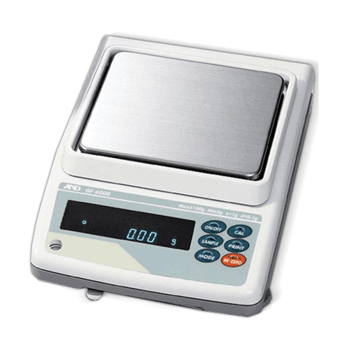 A&D Industriële balans GX-10K-NVH maximum capaciteit 10,1 kg