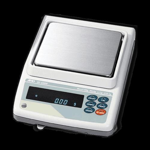 A&D Industriële balans GX-12K-NVH maximum capaciteit 12 kg
