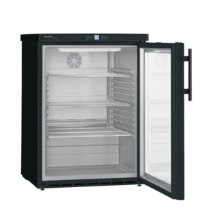 Liebherr FKUv 1613/744 Premium professionele glasdeur koelkast Zwart