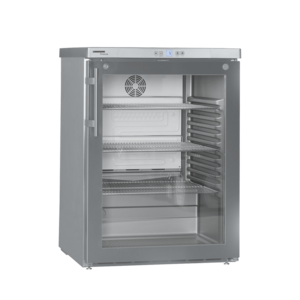 Liebherr FKUv 1663 Premium professionele glasdeur koelkast Edelstaal