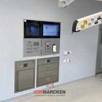 Vonmarcken richt 56e operatiekamer in