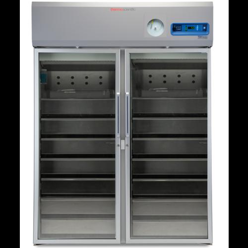 Thermo Scientific TSX5004BV Bloedbank koelkast met 2 glasdeuren Inhoud  1447 Liter