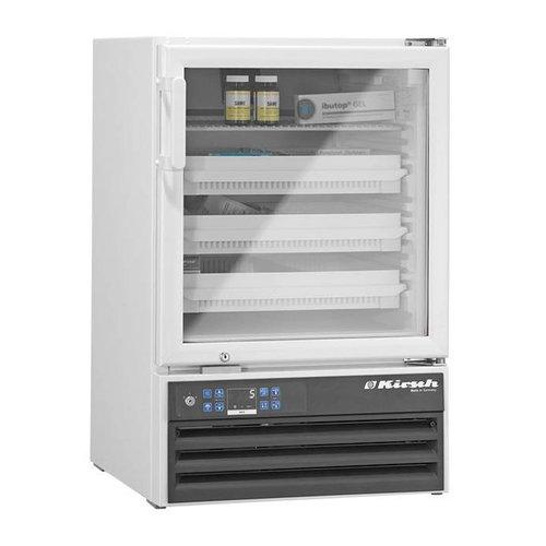 Kirsch MED-100 glasdeur medicijnkoelkast met DIN58345