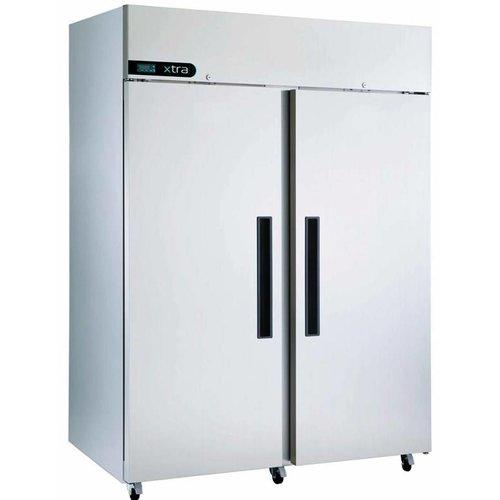 Foster Xtra XR1300H professionele dubbeldeur koelkast