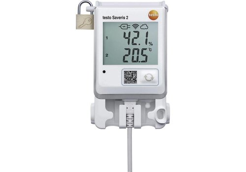 Testo Saveris 2-H2 vocht- temperatuur logger