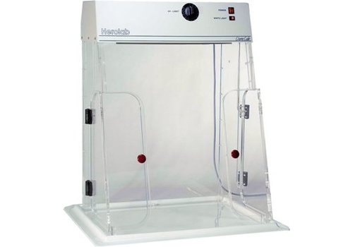 Herolab PCR werkstation CleneCab