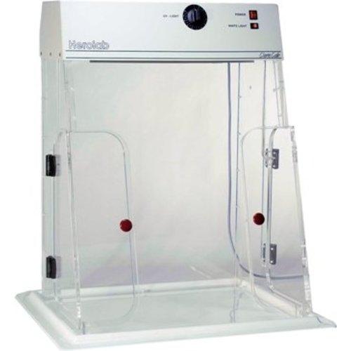 Herolab PCR werkstation CleneCab