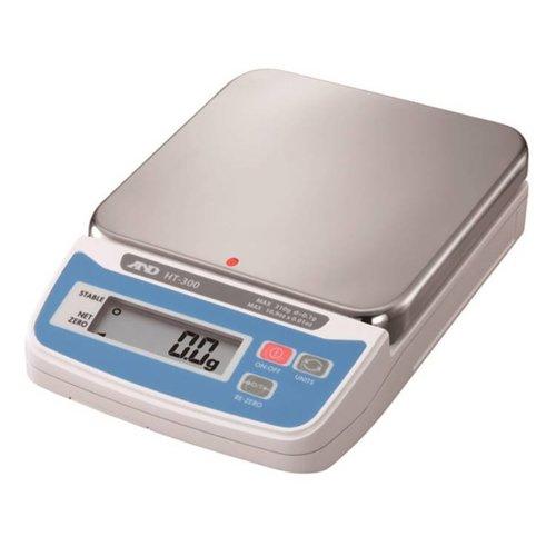 A&D Precisie weegschaal HT-300 maximum capaciteit 310 gram