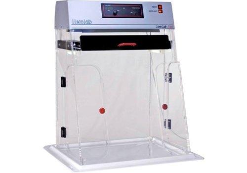 Herolab PCR werkstation CleneCab plus