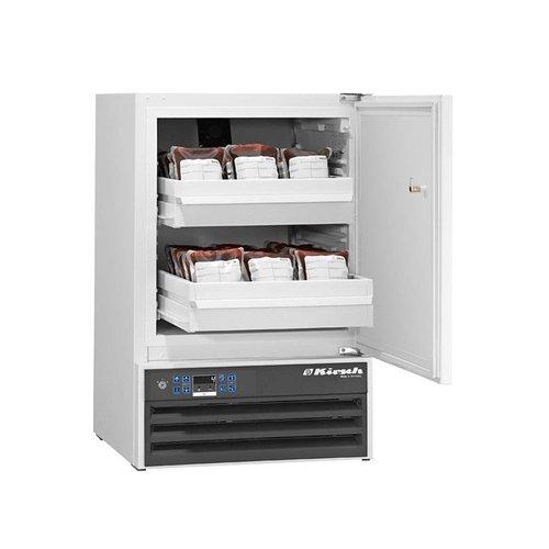 Kirsch BL-100, bloedopslag koelkast- inhoud 95 liter