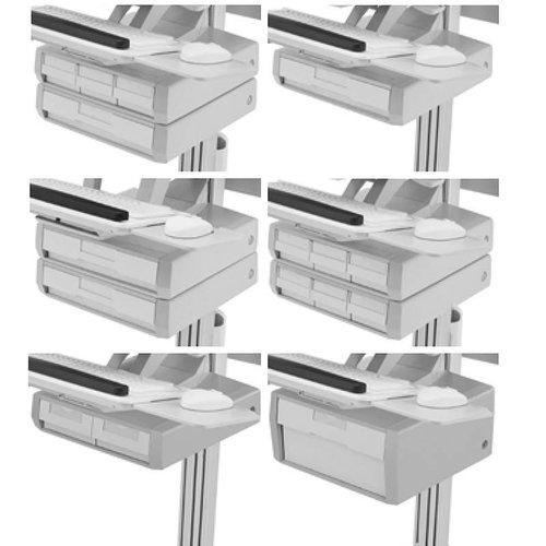 Ergotron Computer Cart SV43-12xx-0