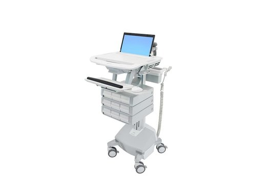 Ergotron Laptop Cart SV44-11xx-2