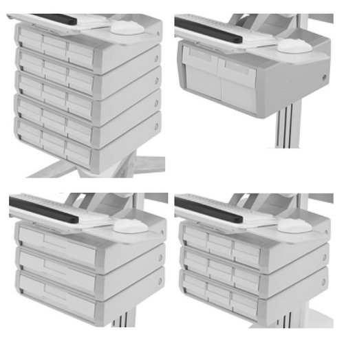 Ergotron Computer Cart SV44-12xx-2