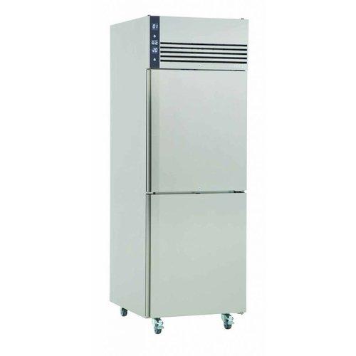 Foster EP700HL EcoPro G2 Dual Temperature professionele koel-/ vries combinatiekast