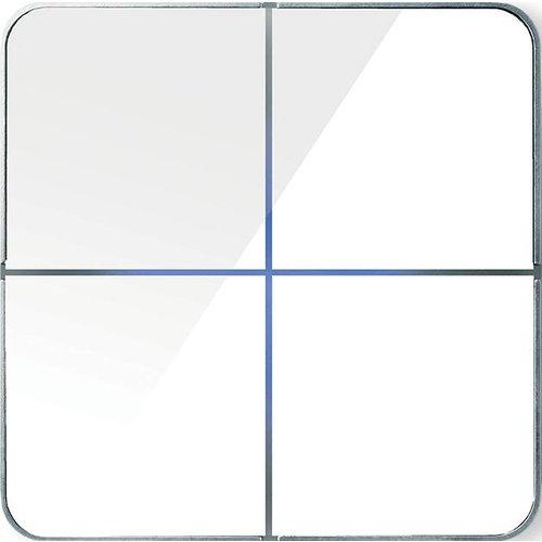 Basalte Enzo 4-vlaks schakelaar