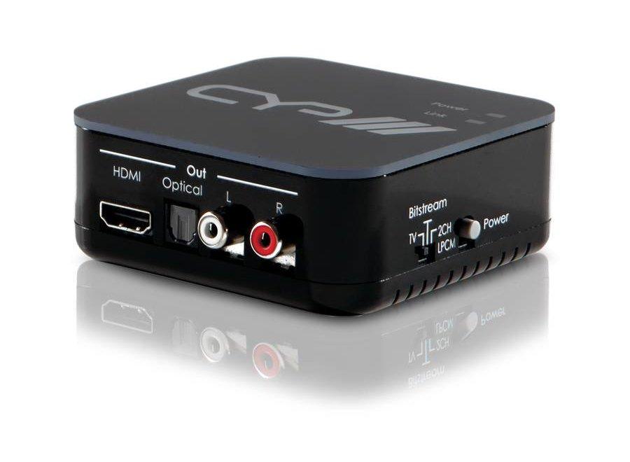 HDMI Audio De-embedder (5.1)