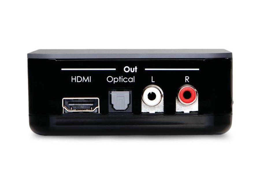 HDMI Audio De-embedder (5.1) met repeater CYP AU-11CD