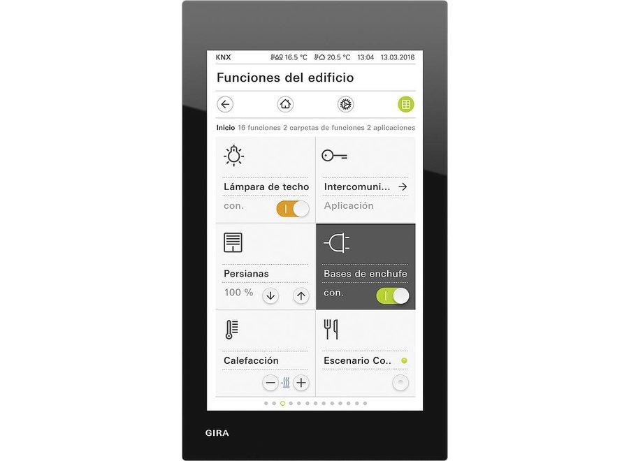 Gira G1 Touch panel