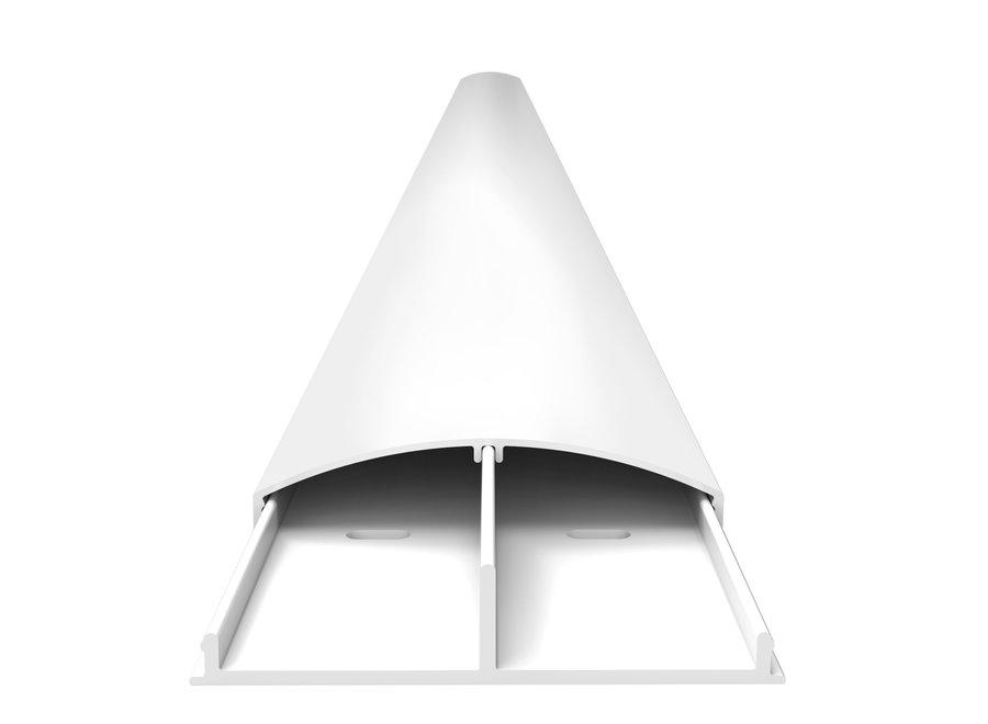 Luxe kabelgoot Slim 75mm-1100mm