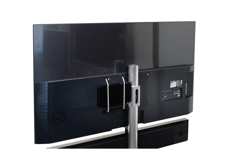 Custom vloerstand 360 - aangepaste tv-versie