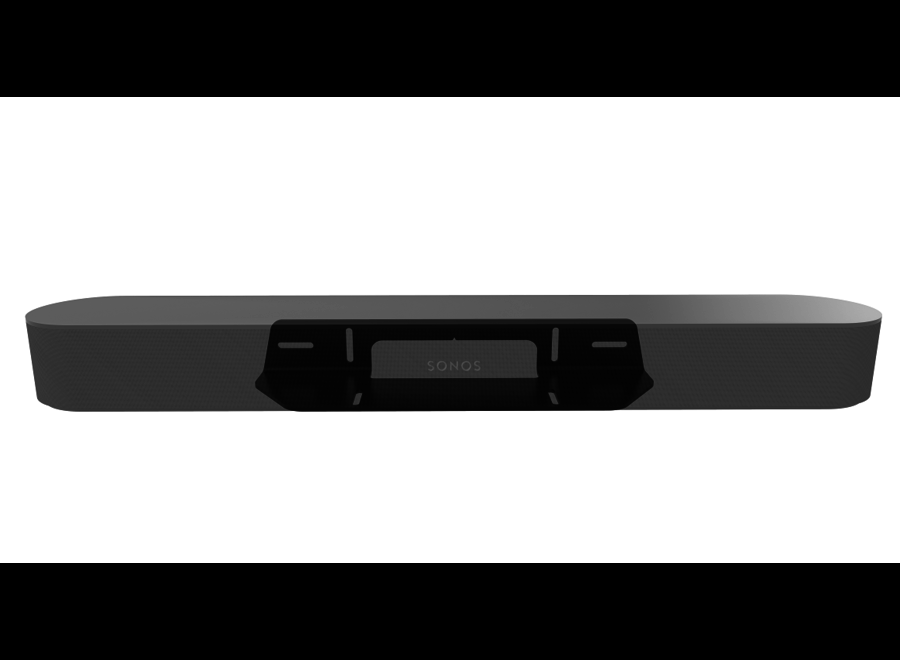 Muurbeugel voor Sonos BEAM zwart of wit
