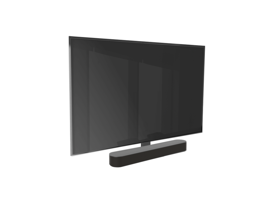 Frame voor Sonos BEAM in zwart of wit