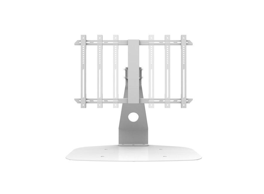 TV tafelstandaard voor Sonos playbase wit