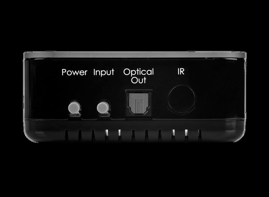4 in 1 uit optische switcher