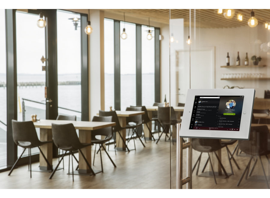 iPad muurbeugel 45 graden voor iPad Air en Pro