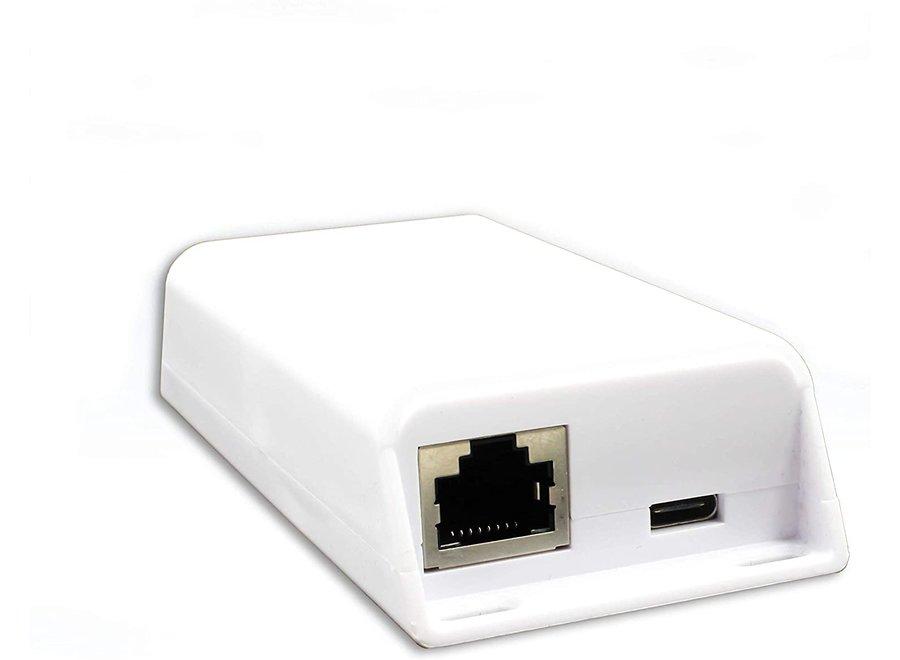POE + splitter Wifi voor USB Type C