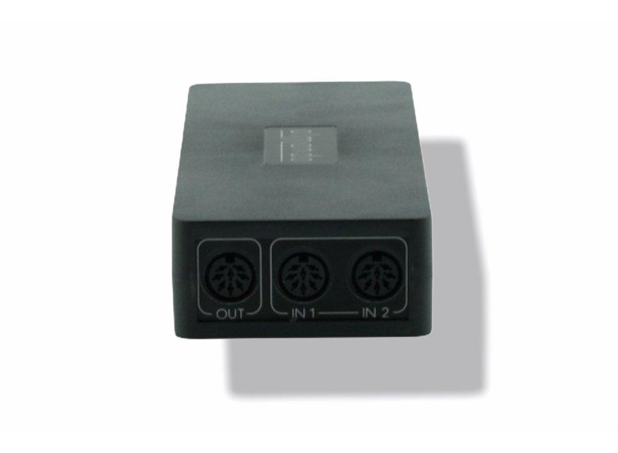 almando Multiplay Stereo (Powerlink-Switch met SPDIF) geoptimaliseerd voor Apple Airport Express (Airplay)