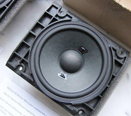 Speakers drivers los