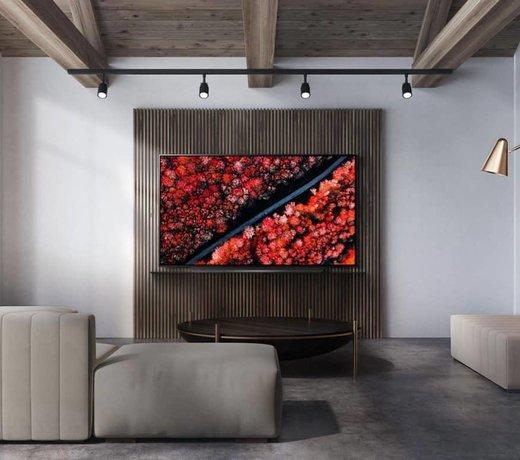 B&O Surround en apparaten van derden Oled televisie