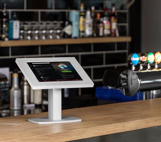 Tafel / vloerstands  voor de iPad