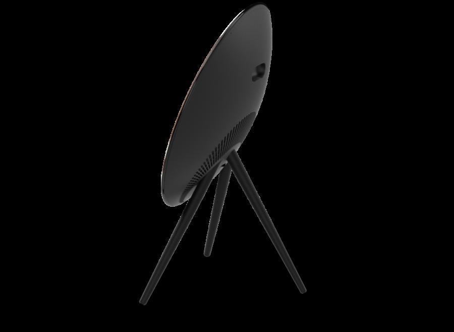 Zwarte covers voor BeoPlay A9 legs/poten