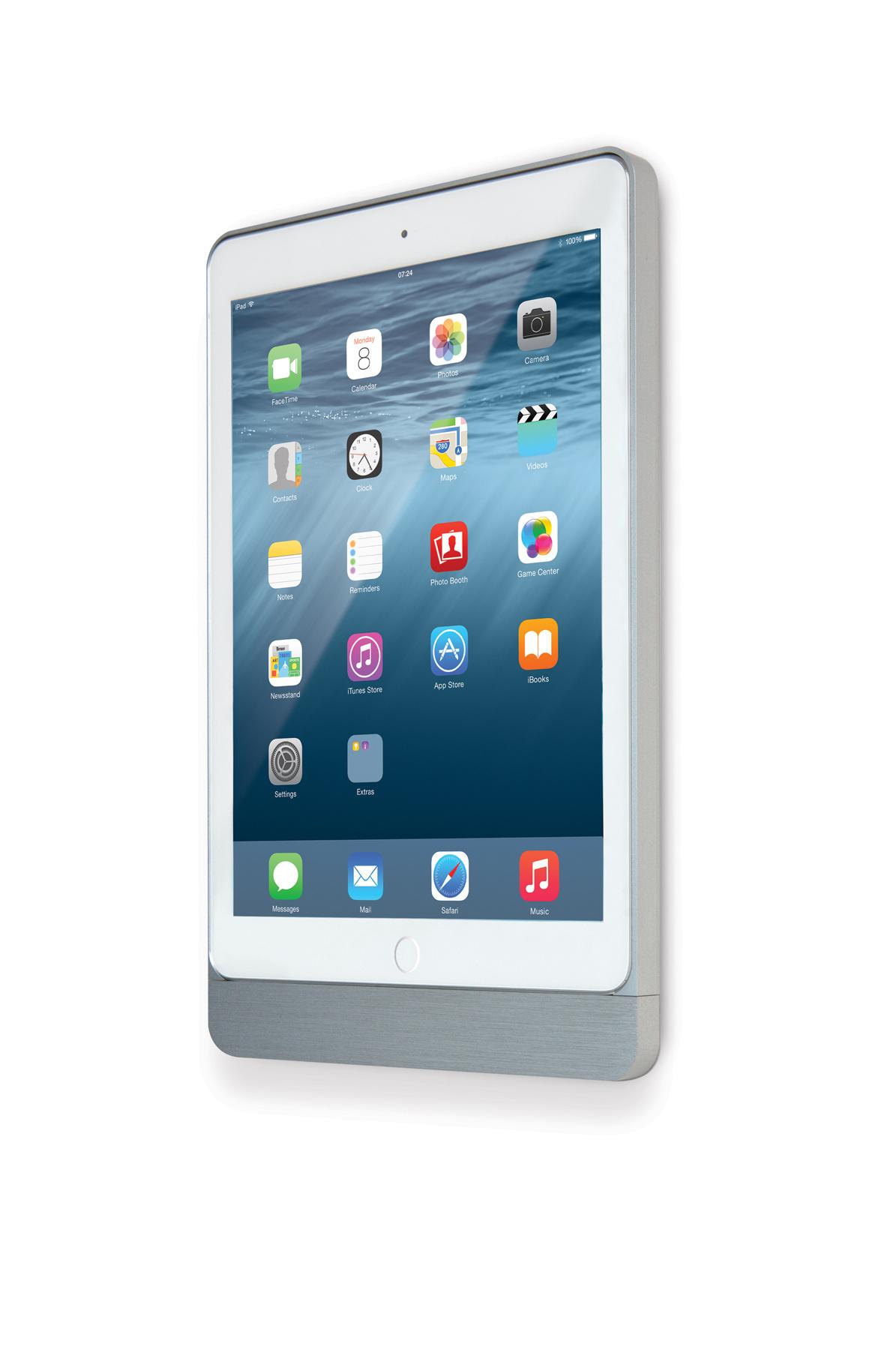 Basalte Eve iPad wandhouder - beomac