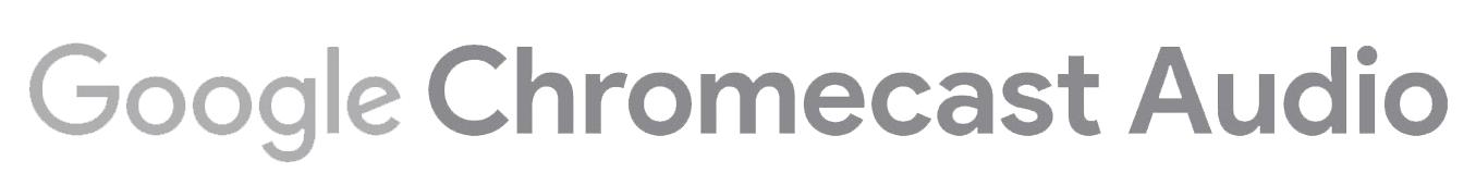 Chrome Cast Audio Built in