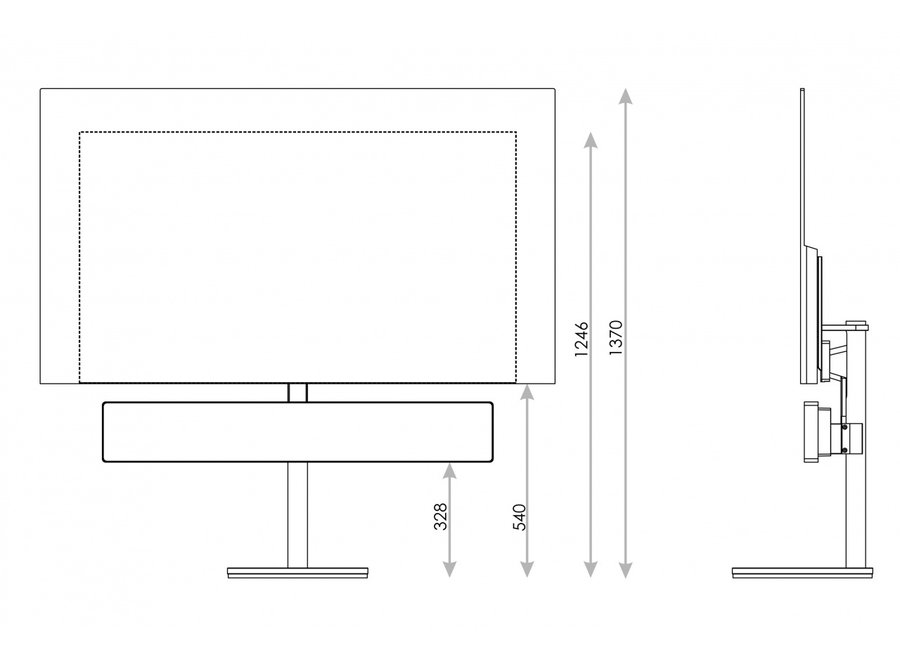 LG OLED Adapter BeoVision 10-11-14