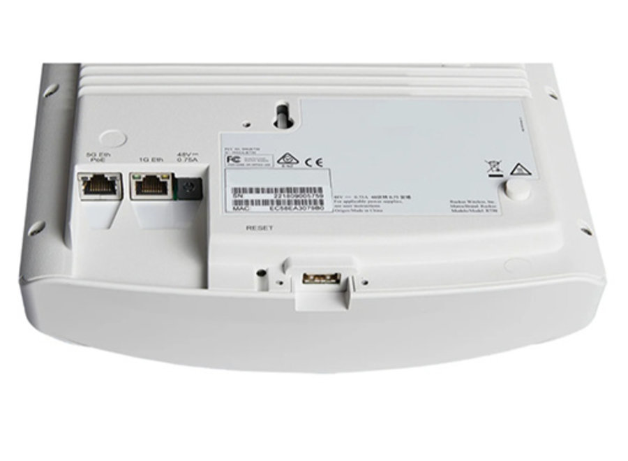 Ruckus Unleashed R750 11ax (Wi-Fi 6) Indoor Access Point