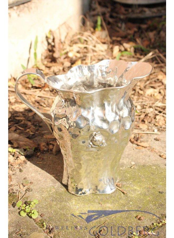 zilveren kan modern design