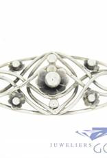 Zilveren hanger jaren '30